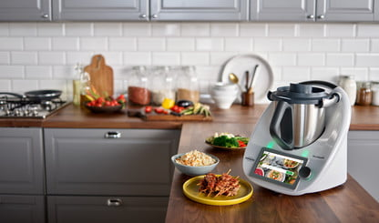 Thermomix Introduces A Small Appliance That Can Do It All