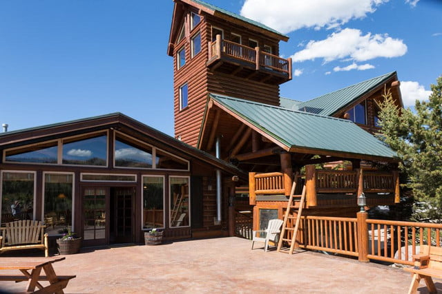 retreat from society and relax in these idyllic cabins around the world timber moose lodge 2