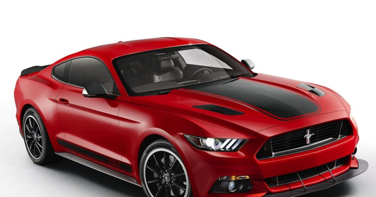 2016 Ford Mustang Mach 1 Specs Performance And Pricing