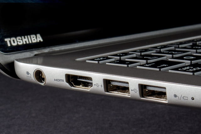 Toshiba Kirabook 2014 review ports