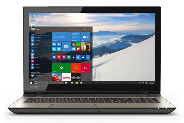 toshiba details new satellite laptops designed for windows 10 s55t angle1