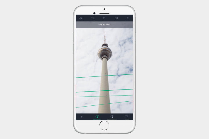 best iphone apps touchretouch app
