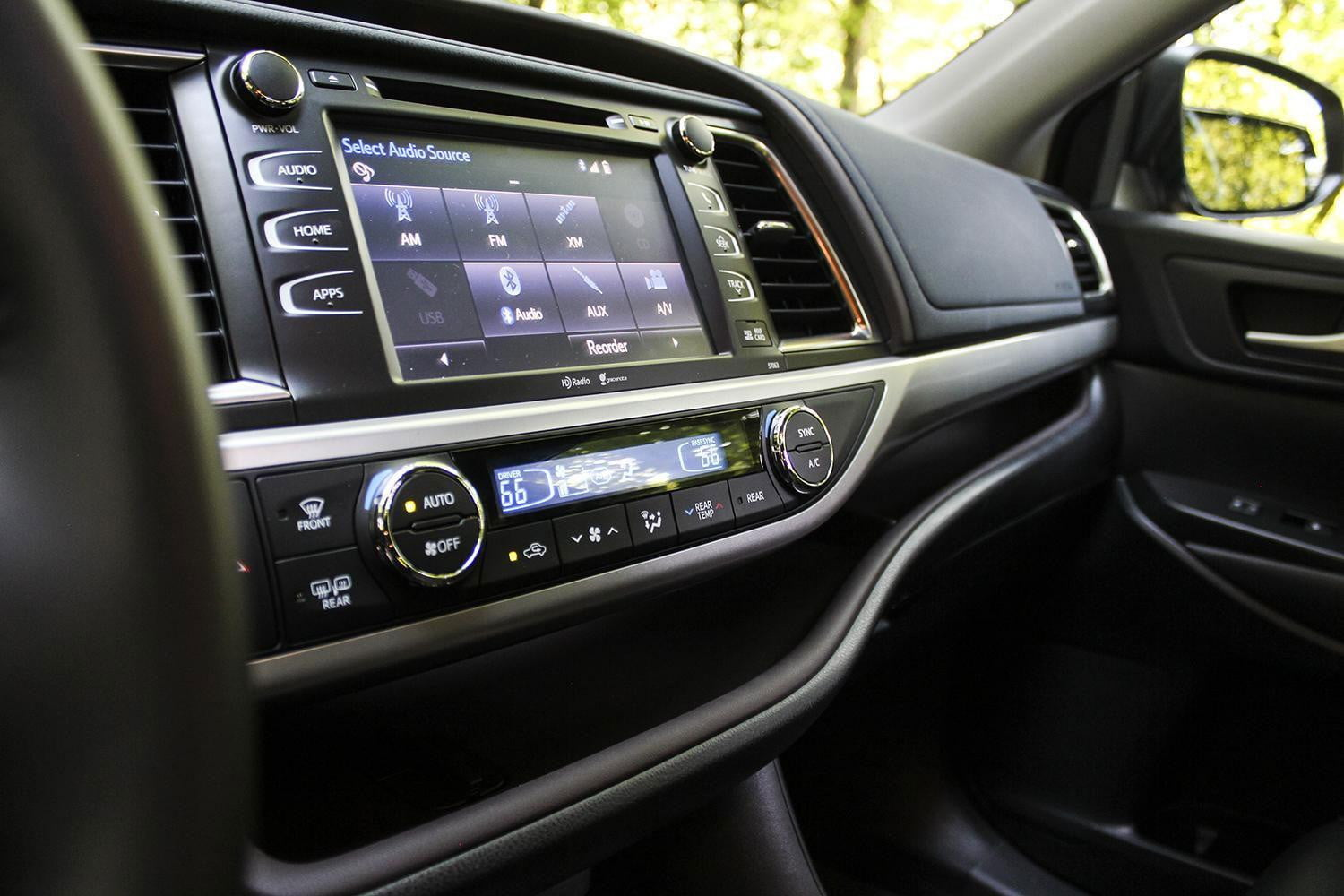 toyota entune infotainment system review digital trends