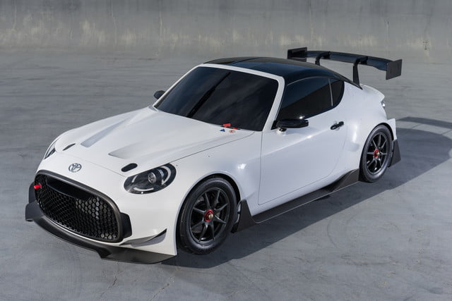 Toyota S-FR Racing Concept