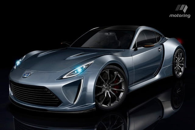 Powered By A Bmw Engine The Next Supra Will Not Look