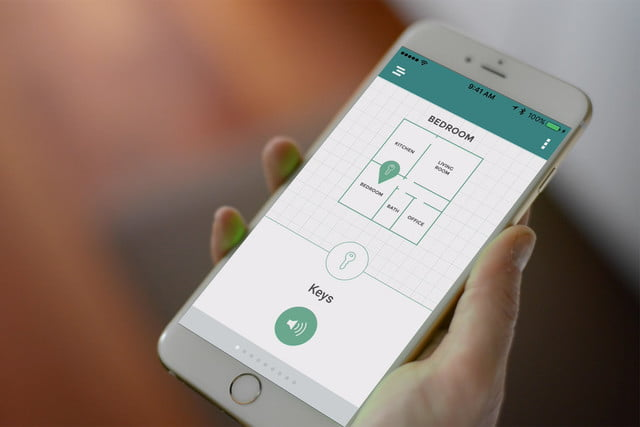 the trackr atlas helps finds lost items in your house 6