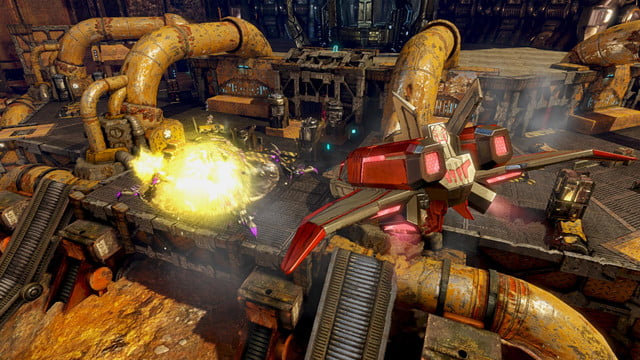 Transformers: Rise of the Dark Spark screenshot 4