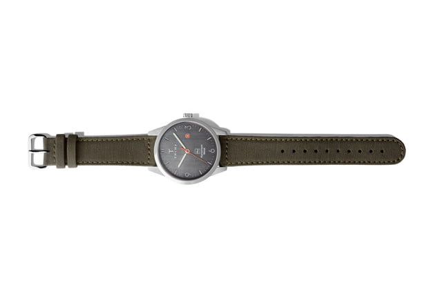 TRIWA x HUMANIUM watch
