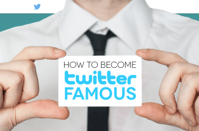 How To Become Twitter Famous  Seven Steps With Pictures
