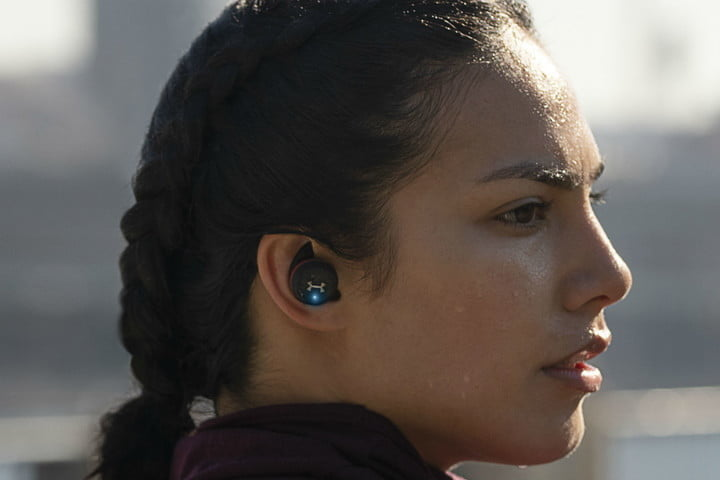 ces 2019 gadgets you can buy now ua flash true wireless headphones