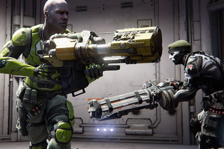 Epic Games Has Stopped Development on Unreal Tournament | Digital Trends