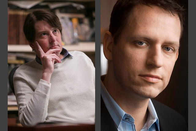 6 silicon valley characters inspired by real people venture capitalist peter gregory  entrepreneur thiel main