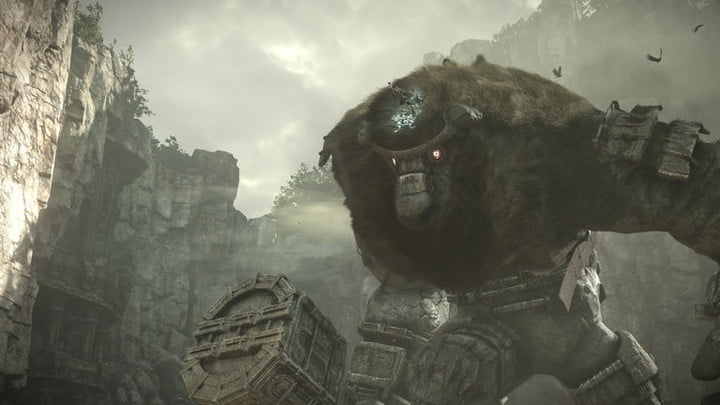 best looking games of 2018 visually stunning shadow colossus