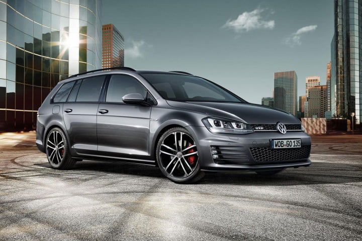 Volkswagen Golf GTD Variant is ready to rumble into Geneva