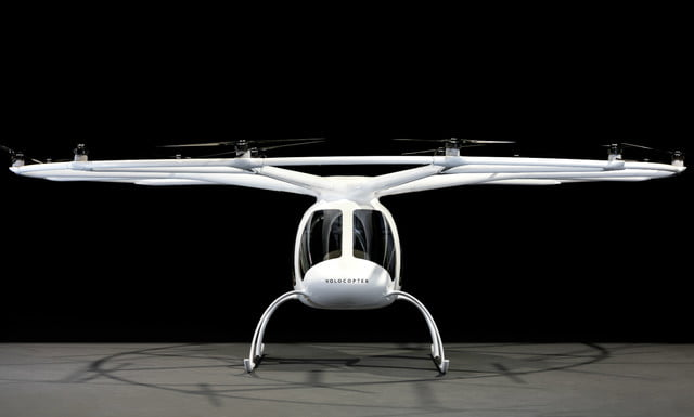 volocopter 2x flying machine  2