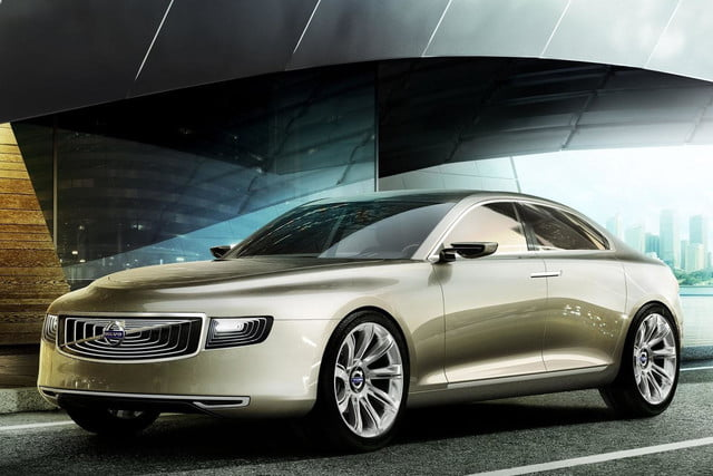 Set To Replace The S80 The Upcoming Volvo S90 Will Target The 5