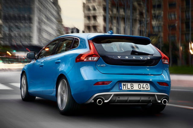 Volvo may let Polestar turn the V40 into a glorious hot hatch