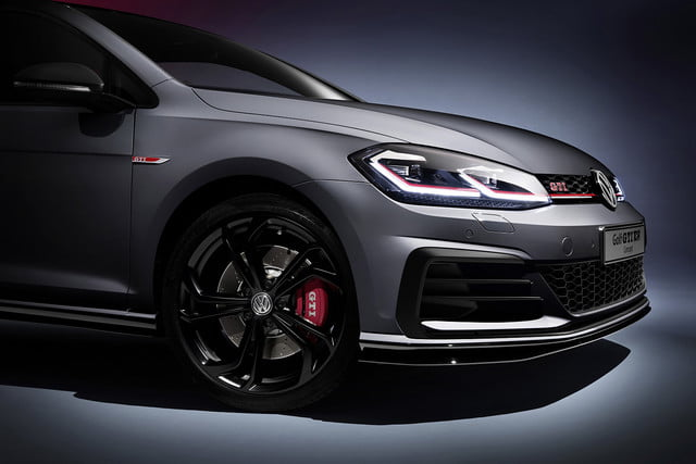 volkswagen gti tcr concept previews 290 horsepower hot hatch vw 4