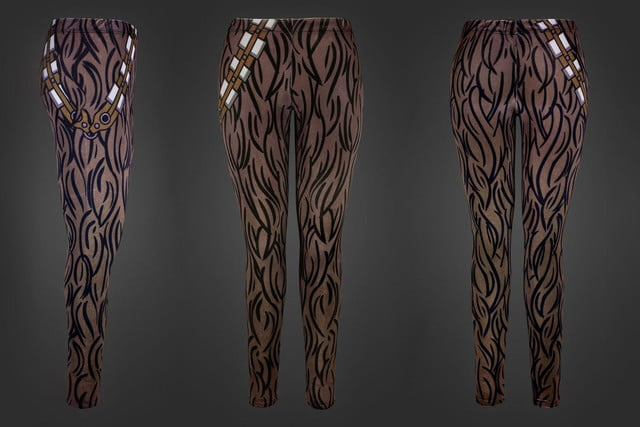 WeLoveFine I Am Chewie Leggings