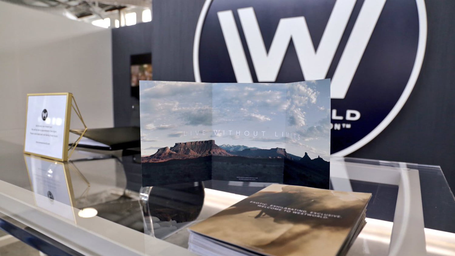 Find Out How HBO Created its own Westworld VR Experience. | Digital ...
