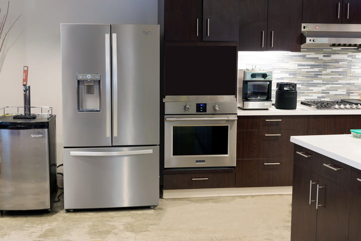 Whirlpool WRF995FIFZ 36-Inch French-Door Refrigerator Review