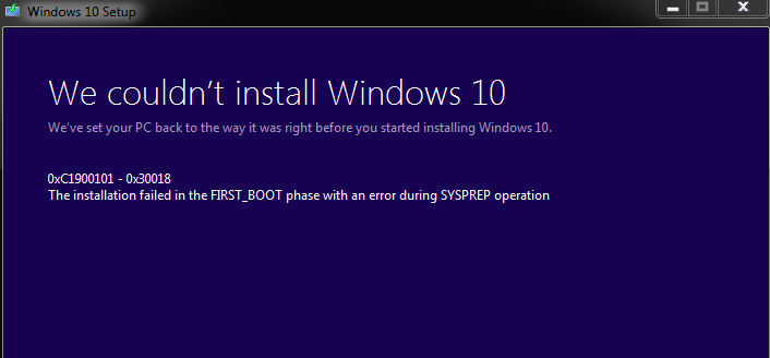windows 10 start menu troubleshooter required applications are not installed correctly