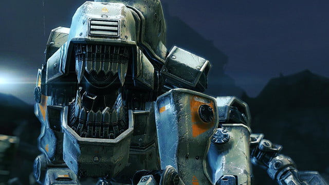 Wolfenstein The New Order hands on screenshot Hungry