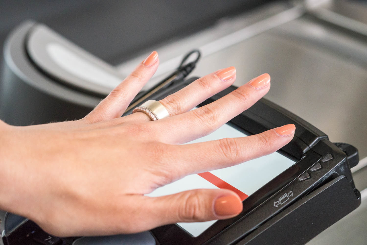 Token S Smart Ring Can Make Contactless Payments Store