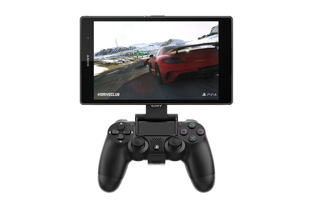 sony xperia z3 tablet compact ifa 2014 ps4 black