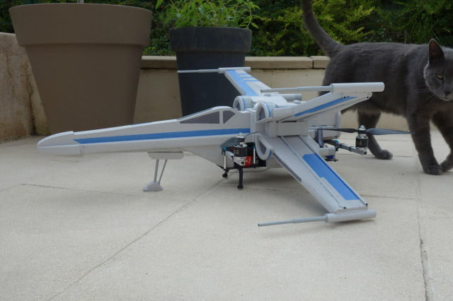 x wing drone star wars xwing2