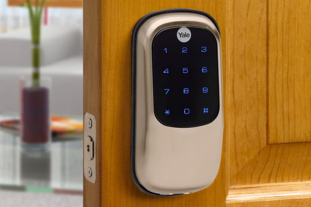 yale real living touchscreen deadbolt yrd240 us15 key free