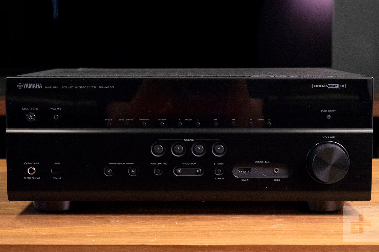 Yamaha Receiver Not Turning On With Tv