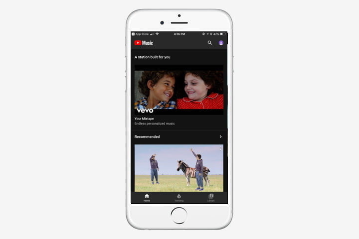 best iphone apps youtube music ios