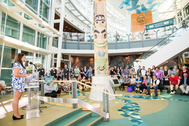 best airports for layovers yvr art foundation 1