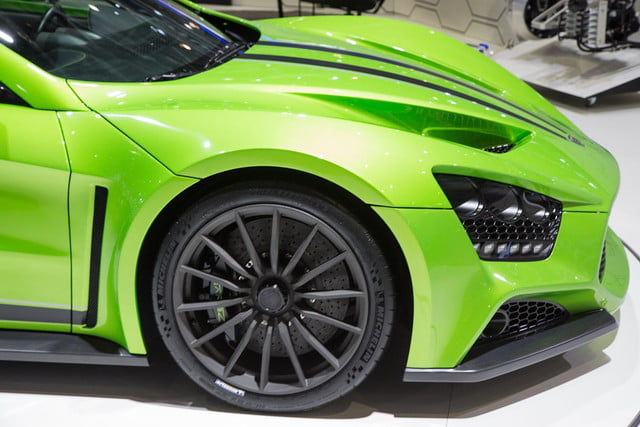 zenvo st1 might tried set top gear fire still awesome 1